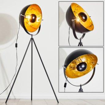 SATURN floor lamp black, 1-light source