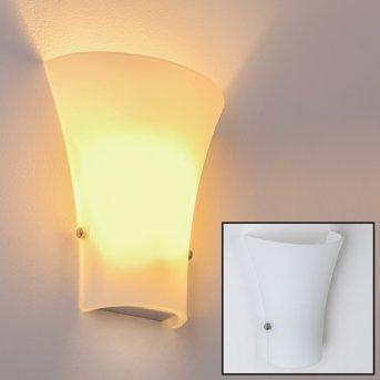 Terni wall light chrome, 1-light source