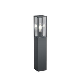 Trio GARONNE Floor Lamp anthracite, 1-light source