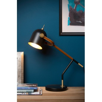 Lucide WAYLON Desk Lamp black, 1-light source