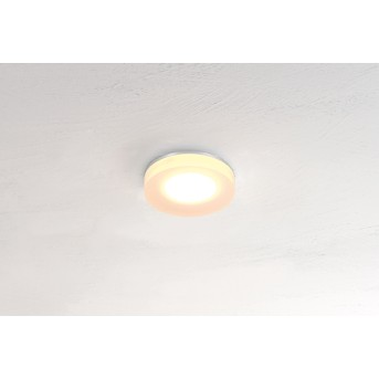Bopp ONE recessed light LED aluminium, 1-light source
