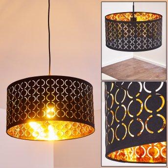 Faborg Pendant Light black, 1-light source